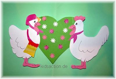 Herzhühner